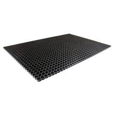Покрытие резиновое универсальное (1000х1500х17мм,черный)