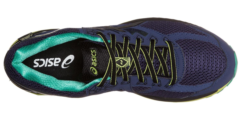 Мужские беговые кроссовки Asics GT-2000 4 GT-X (T613N 5093) синие фото