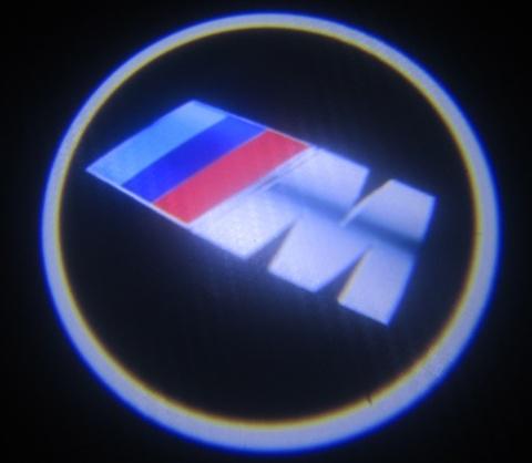 Лазерная проекция с логотипом M3 - М3