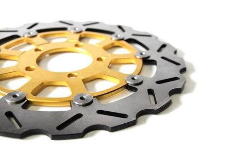 Передние тормозные диски (2 шт.) для Suzuki GSX-R 600 04-05, GSX-R 1000 03-04