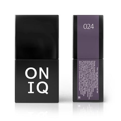 OGP-024 Гель-лак для покрытия ногтей. PANTONE: Gray ridge