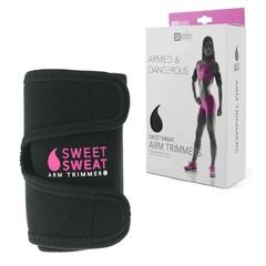 Термопояс Sweet Sweat на руки для похудения, розовый