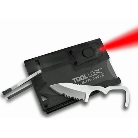 Нож - кредитка SOG модель TLSVC2