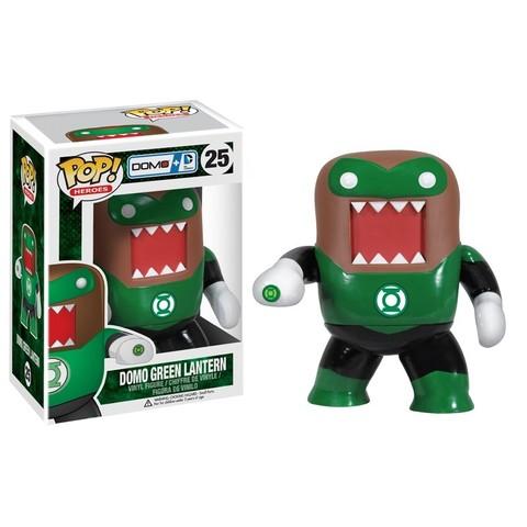 Domo Green Lantern Funko Pop! Vinyl Figure || Домокун Зеленый Фонарь