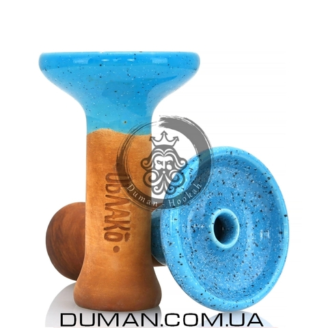 Чаша Oblako Phunnel Glaze Top (Облако)  Blue M