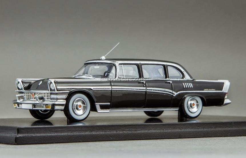 Model Cars Zil 111a Limousine N S Hrushchev Gon Series Dip