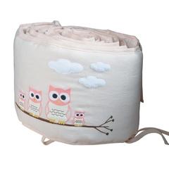 Бампер для детской кроватки 26x400 Casual Avenue Nathalie