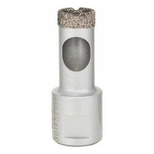 Алмазная коронка Bosch 16 мм сухое сверление для УШМ