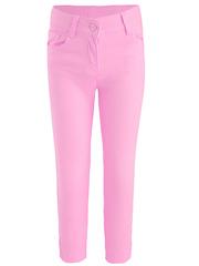 BK208-2 джинсы для девочек, розовые