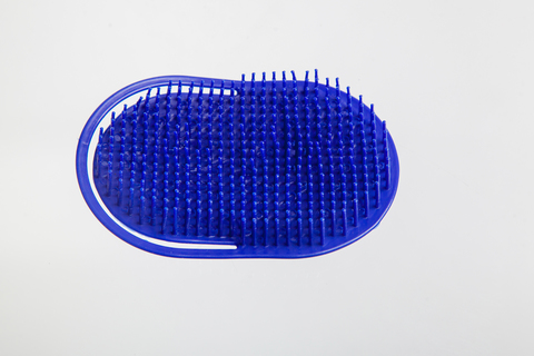СПА-расческа для мытья волос овальная Stavver