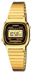 Часы Casio Women's LA670WGA-1DF Daily Alarm