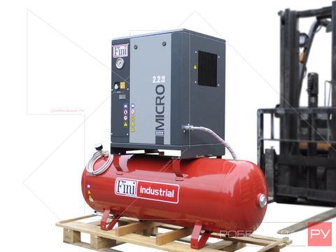 Винтовой компрессор FINI MICRO SE 2.2-10M-200