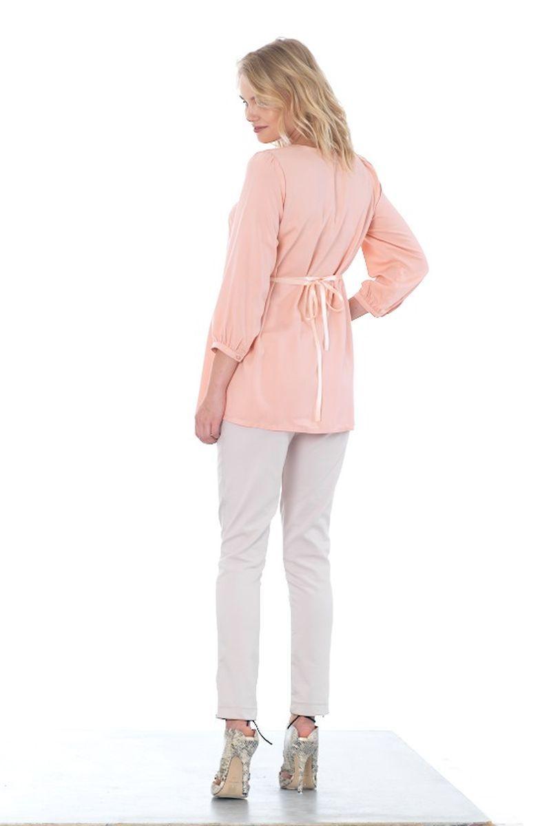 Блузка 01401 розовый