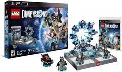 Стартовый набор Лего для Сони Плейстейшен 3 - LEGO Dimensions Starter Pack (PlayStation 3)