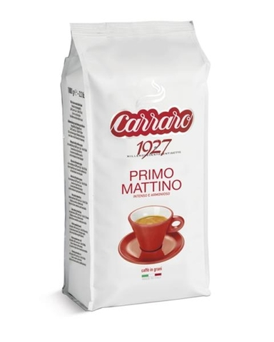 Carraro Primo Mattino (Карраро Примо Маттино) 1кг. кофе в зёрнах