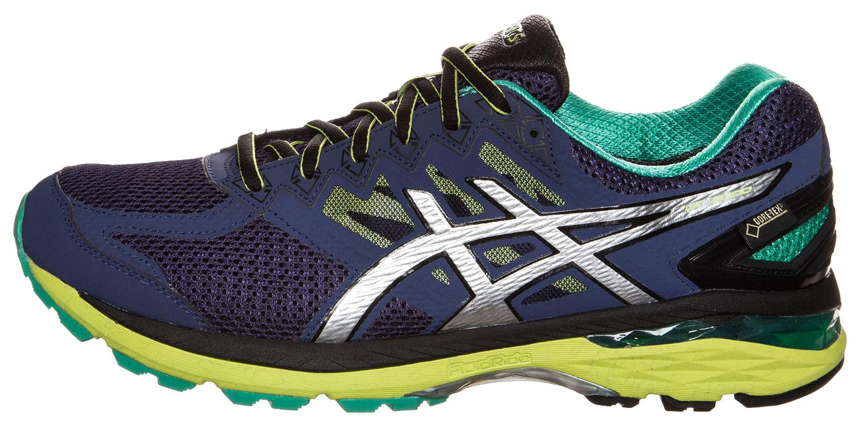 Мужская беговая обувь Asics GT-2000 4 GT-X (T613N 5093) синие фото