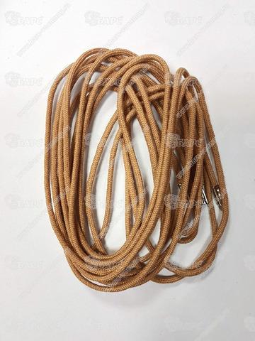 Кевларовые шнурки «БАРС» Беж