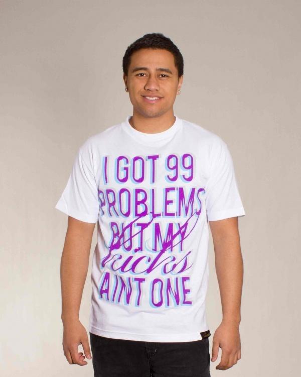 99 проблем purple фото 1