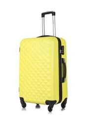 Чемодан со съемными колесами L'case Phatthaya-24 Желтый (M)