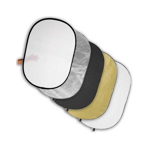 Fotokvant R5-120180 светоотражатель 5 в 1 размером 120х180 см