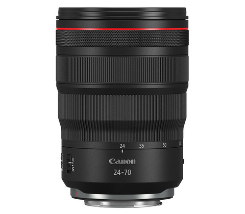 Объектив CANON RF 24-70mm f/2.8 L IS USM