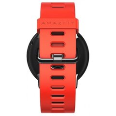 Смарт часы Amazfit Pace Global Version (Красный) Red