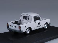 Trabant 1.1 Pick-Up Open white 1990 IST179B IST Models 1:43