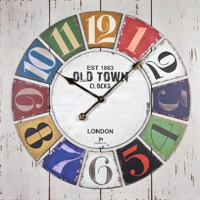 Часы настенные Lowell 21441