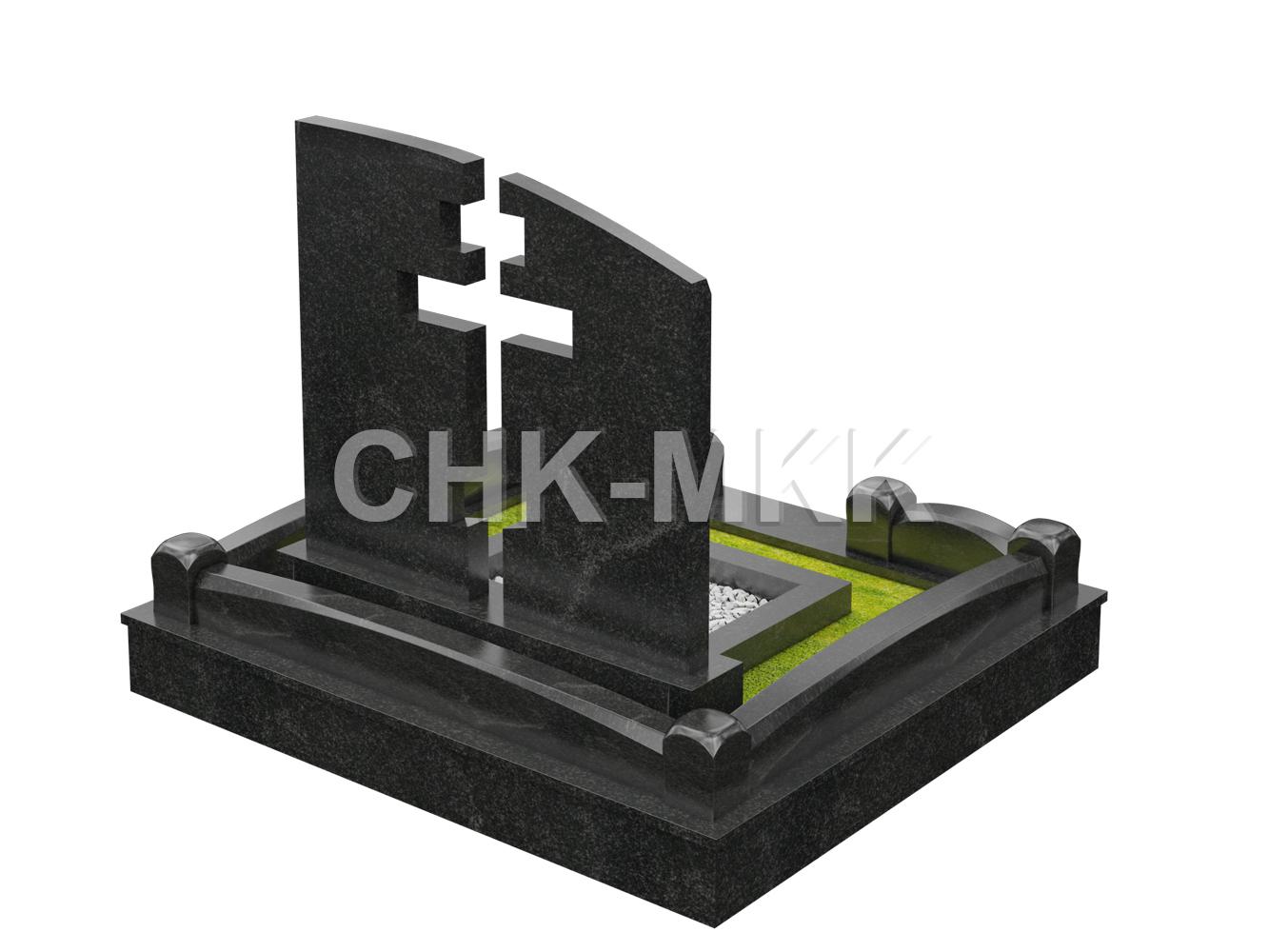 Гранитный Мемориальный комплекс №40