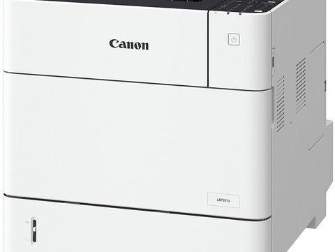Принтер Canon i-SENSYS LBP351x - ч-б лазерный, формат А4, 55 стр./мин., 600 л., USB 2.0, PostScript, 10/100/1000-TX, дуплекс (0562C003)