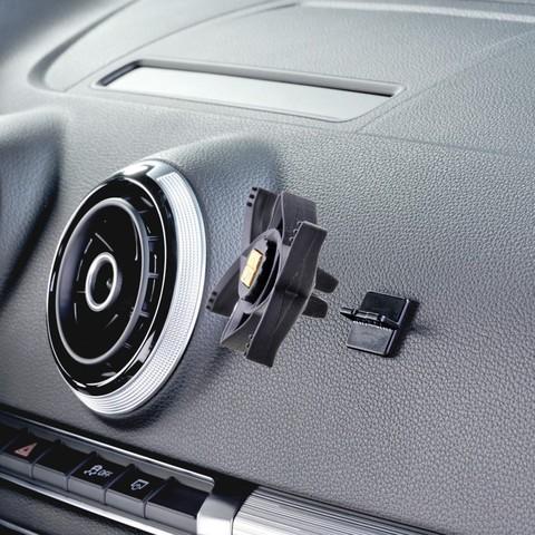 Автомобильный держатель телефона TETRAX SMART + чехол для Samsung Galaxi S3 черный