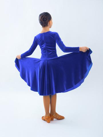Рейтинговое платье Re7/2- бархат