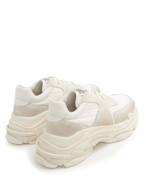 Balenciaga Triple S 2.0 (White) (015)