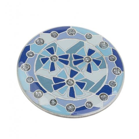Зажим для платка Clara Bijoux 11-03861 BL
