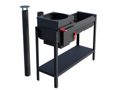 Печь-мангал Grillver Iscander Standart Air