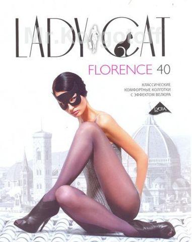 Колготки Lady Cat Florence 40