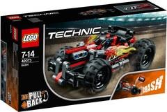 Technic Красный гоночный автомобиль 42073