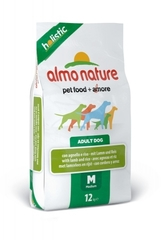 Корм для взрослых собак средних пород, Almo Nature Medium&Lamb, с ягненком