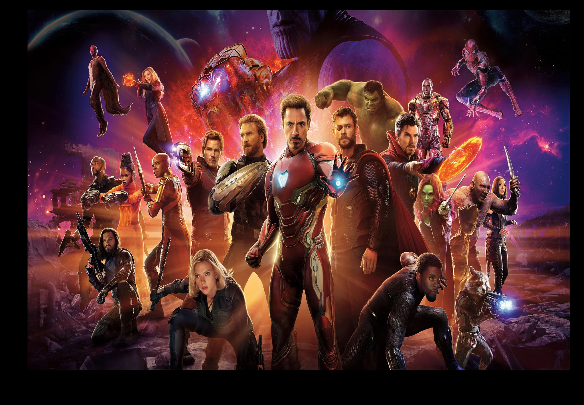 """Постеры Постер """"Мстители. Война бесконечности"""" Мстители._Война_бесконечности.png"""