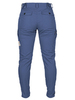 Blue women's military trousers