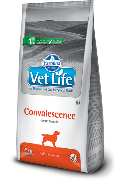 Сухой корм Корм для собак FARMINA Vet Life Convalescence в период выздоровления farmina-vet-life-canine-convalescence_web.png