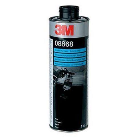 3М Структурное покрытие черное окрашиваемое 3М 1л 08868