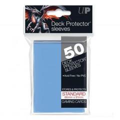 Ultra Pro - Светло-синие протекторы 50 штук