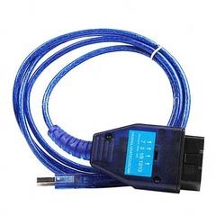 Fiat ECU Tool USB KKL - автомобильный сканер