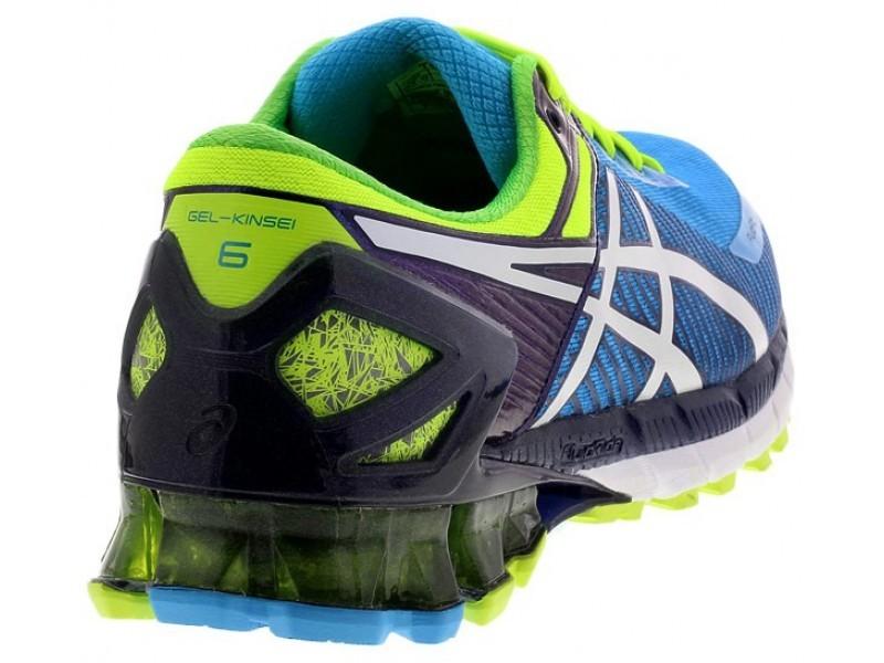 Мужские кроссовки для бега Asics Gel-Kinsei 6 (T642N 4201) синие фото