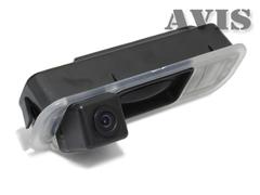 Камера заднего вида для Ford Focus III 11+ Avis AVS321CPR (#015)