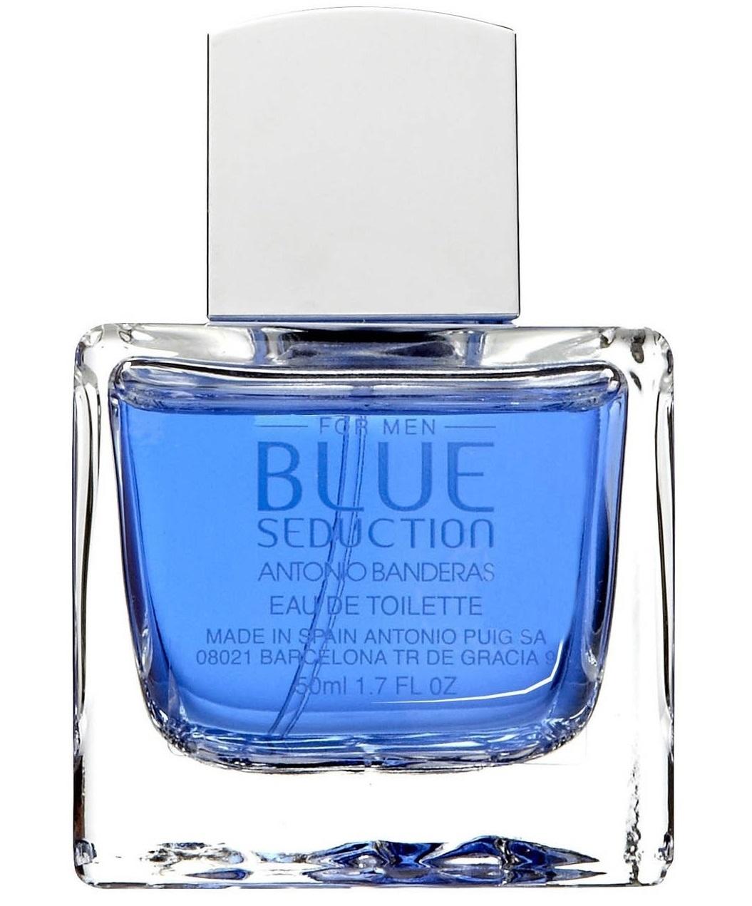Blue Seduction for Man EDT
