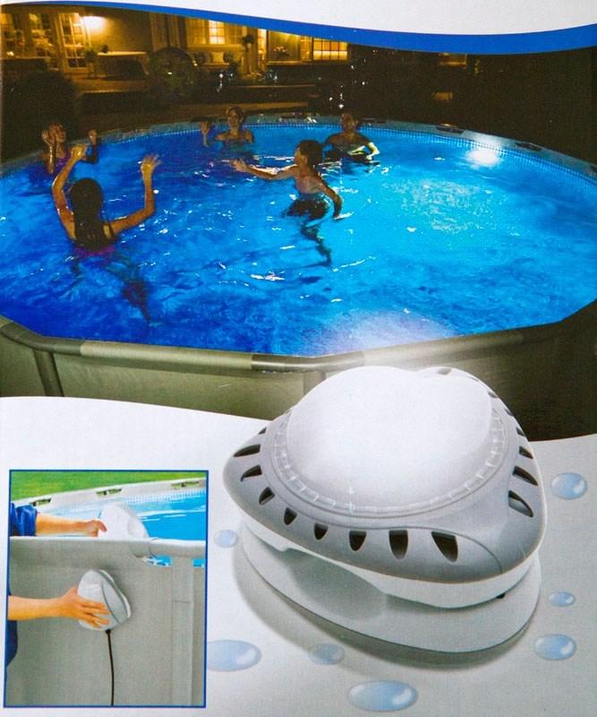 Intex Светодиодная пеодсветка для бассейна на магните