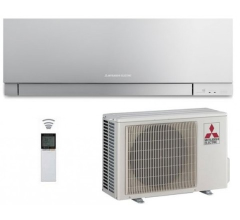 Кондиционер Mitsubishi Electric MSZ-EF 35 VE3 silver