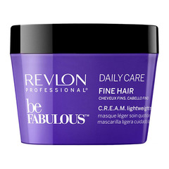 Revlon Professional Be Fabulous C.R.E.A.M. Mask For Fine Hair - Маска для тонких волос